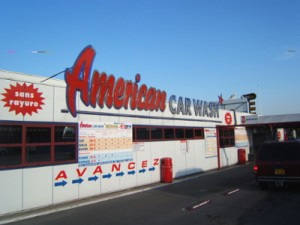 American Car Wash Paris 15